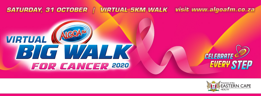 Virtual Algoa FM Big Walk For Cancer 2020